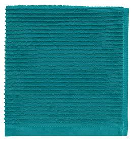Now Designs Ripple Dish Cloth, Peacock, Set of 2 cir