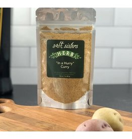 SALT Sisters Curry Spices / Seasoning 3oz