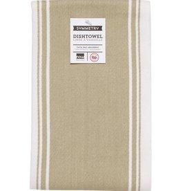 Now Designs Symmetry Kitchen Towel, Sandstone