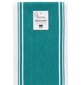 Now Designs Symmetry Kitchen Towel, Peacock