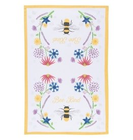 Now Designs Dish towel Bee Kind