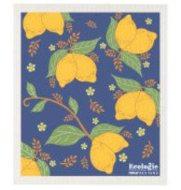 Now Designs Swedish Dish Provencal Lemons now