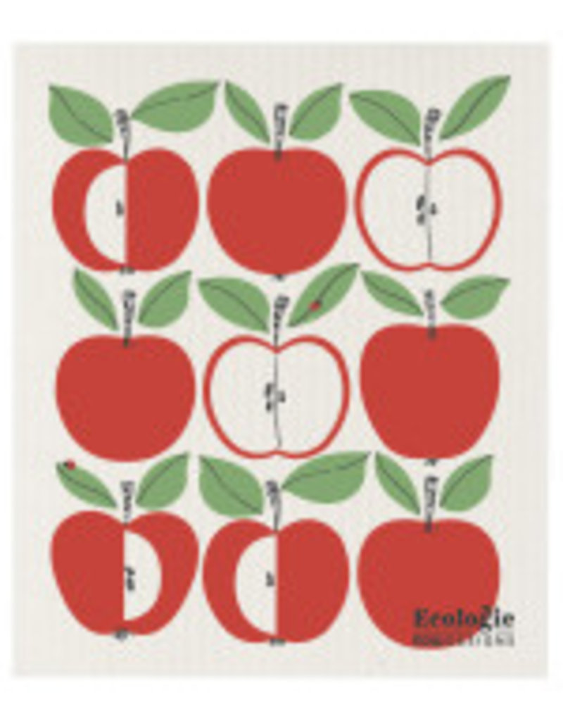 Now Designs Swedish Dish Red Delicious Apples now