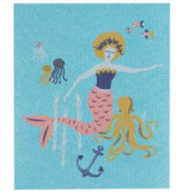 Now Designs Swedish Dish Mermaids now