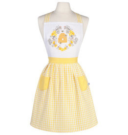 Now Designs Apron, Classic Bees