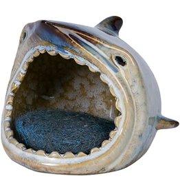 Ceramic Shark Sponge Holder