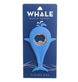 Beachcombers Bottle Opener, Blue Whale