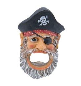 Bottle Opener/Magnet, Pirate