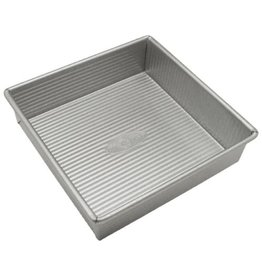 USA Pan Square 9x9 Cake Pan cir