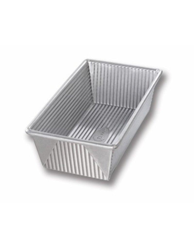 USA Pan Loaf Pan 1lb 8.5x4.5x2.75 ciw