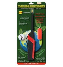 Enlightened Multipurpose Utility Lighter, Refillable