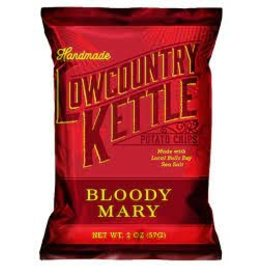 Lowcountry Kettle Potato Chips, Bloody Mary,  disc