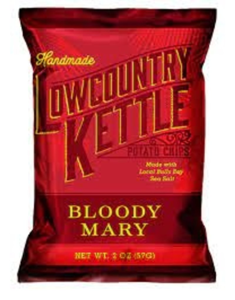 Lowcountry Kettle Potato Chips, Bloody Mary, 2oz