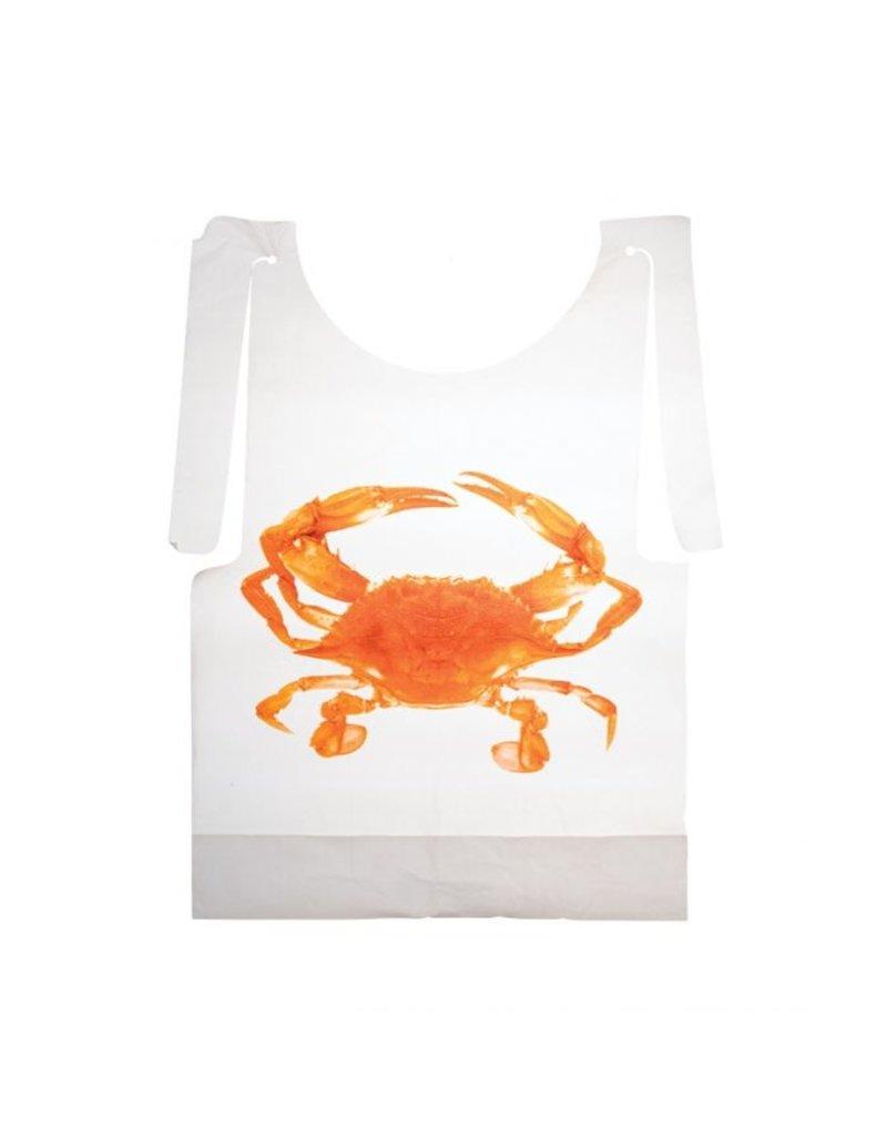 Harold Imports Crab Bibs, Set of 12