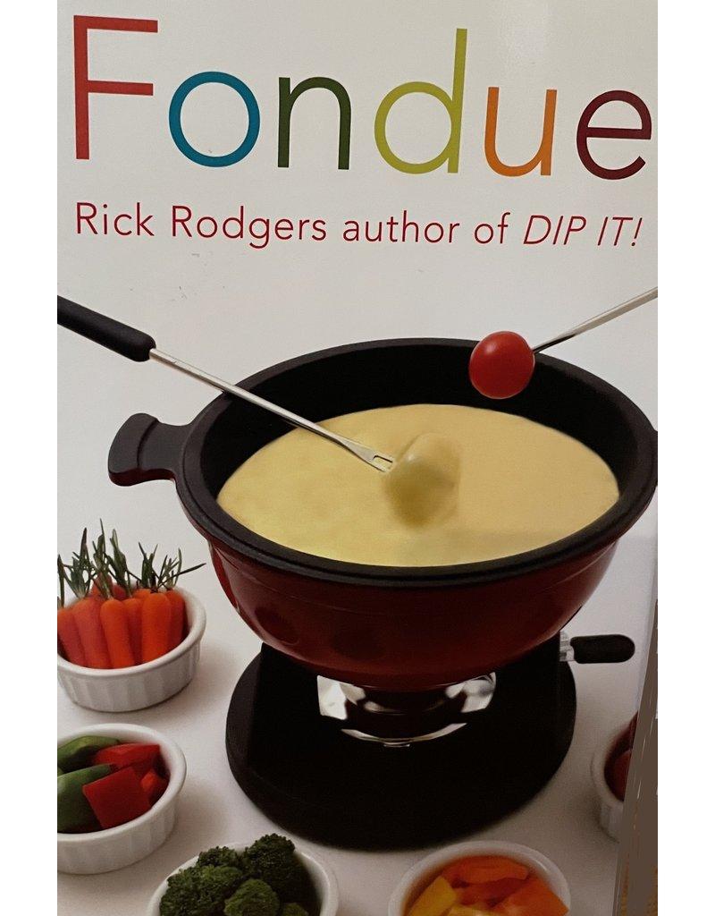 Swissmar FONDUE RECIPE BOOK disc