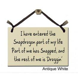 Sign Snapdragon