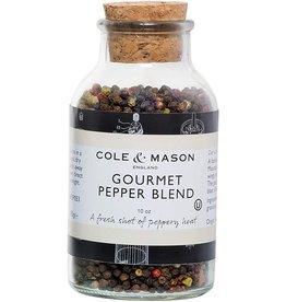 Cole & Mason/DKB Gourmet Pepper Blend Refill 10oz