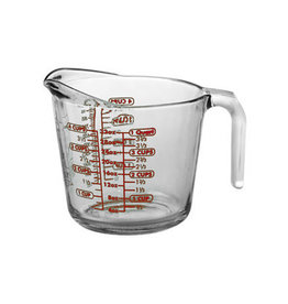 Harold Imports Anchor Hocking 4 Cup Glass Measuring Cup 3