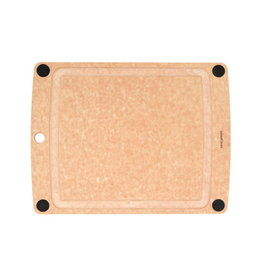 Epicurean Epicurean Board 17x13, Natural, Juice Groove, Button Nonslip
