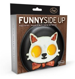Fred/Lifetime Silicone Egg Mold, Cat