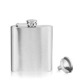 True Brands TrueFlask Stainless Steel Flask 6oz