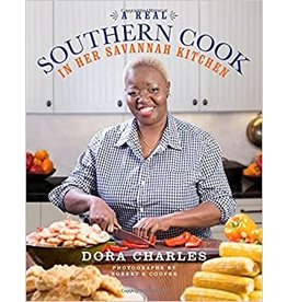 A Real Southern Cook in Her Savannah Kitchen, Dora Charles Cookbook