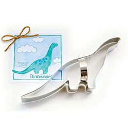Ann Clark Cookie Cutter Dinosaur with Recipe Card, TRAD