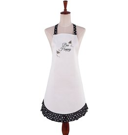 C and F Home Bee Happy Adult Apron