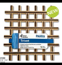 Island Bamboo/Wilshire Natural Pakkawood Trivet