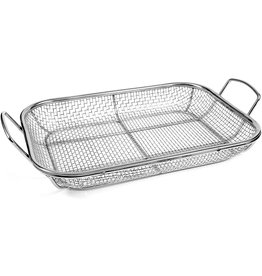 Charcoal Companion/Union Stainless Wire Mesh Roasting Pan