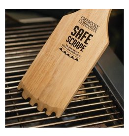 Charcoal Companion/Union Safe Scrape Wooden Grill Cleaner