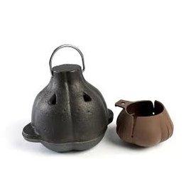 Charcoal Companion/Union Cast Iron Garlic Roaster & Squeezer
