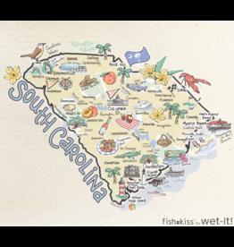 Wet-It Swedish Dish South Carolina State