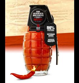 General's Hot Sauce General's Hot Sauce, Dead Red 6oz; Heat:3/5