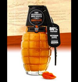 General's Hot Sauce General's Hot Sauce, Shock & Awe 6oz; Heat 4/5