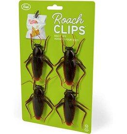 Fred/Lifetime Roach Bag Clips, Set of 4