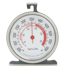Taylor TAYLR Large Dial Oven Thermometer