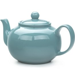 RSVP Teapot, Turquoise, 2 Cup