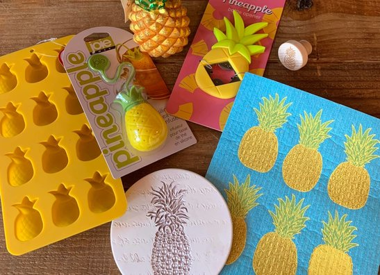 For Pineapple Lovers