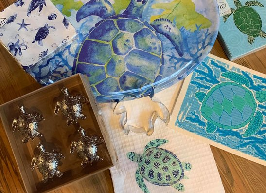 For Sea Turtle Lovers