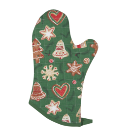 Now Designs Holiday  Mitt Glove, Christmas Cookies