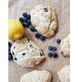 Dr Petes Lemon Blueberry Scone Mix 14oz