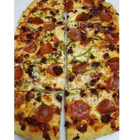 Dr Petes Italian Herb Quick Rise Pizza Dough Mix 13oz