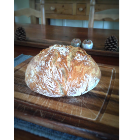 Dr Petes Rosemary Garlic Rustic Boule Bread Mix 15oz