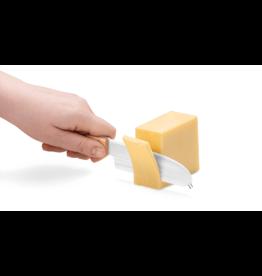 DreamFarm Knibble 3 in 1 Cheese Knife, Fork, Spreader/18