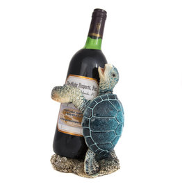 Beachcombers Sea Turtle Wine Bottle Holder