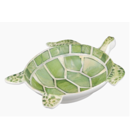 "Supreme Housewares Melamine Sea Turtle Bowl, 10"""