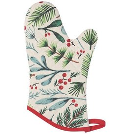 Now Designs Holiday  Mitt Glove, Bough and Berry