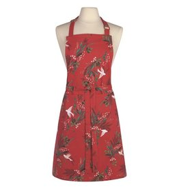 Now Designs Holiday Apron, Winterbough