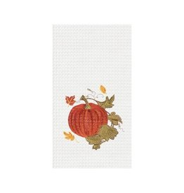 C and F Home Fall Towel, Red Autumn